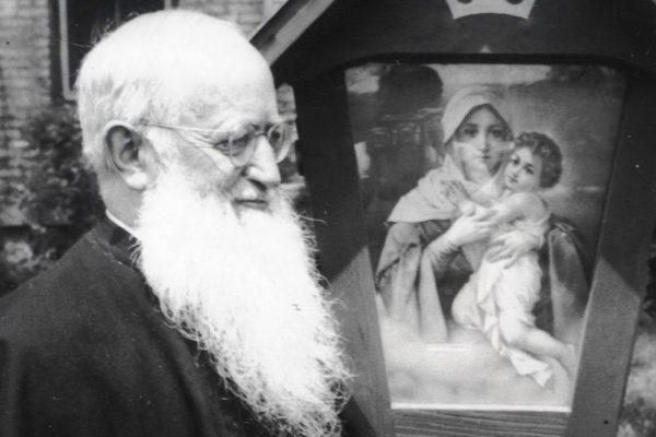 Padre Kentenich/ Fuente: schoenstatt.org