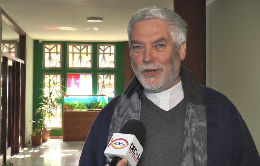 El P. Fernando Gil fue elegido como futuro obispo de Salto.