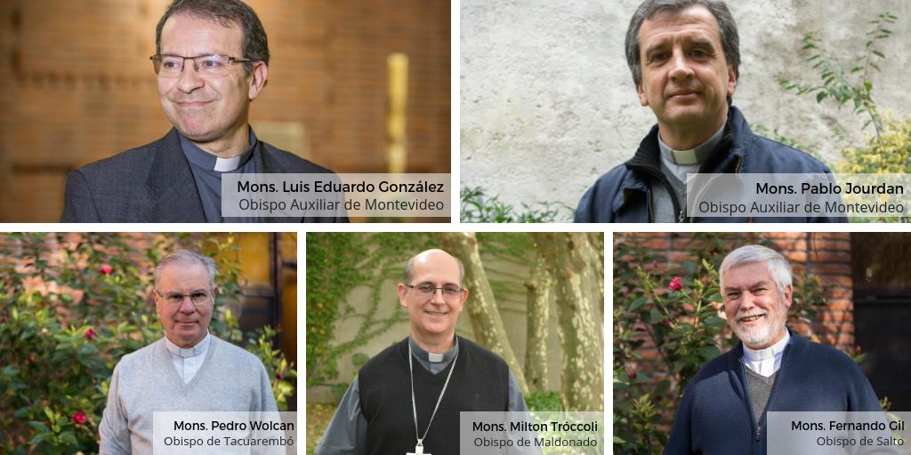 obispos uruguay