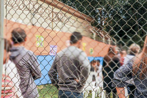 Las visitas a los tres centros de INISA se realizan una vez por semana, en encuentros de una hora y media / PRESIDENCIA