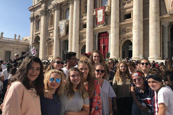 Sínodo de los jóvenes/ Fuente: Synod 2018 - Flickr