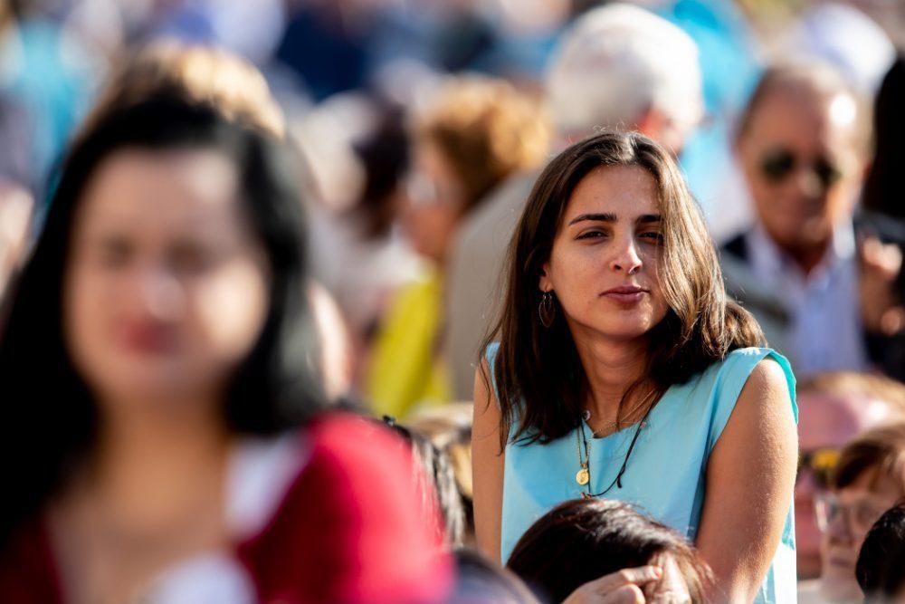 Misa de apertura del XV Sínodo general de los obispos/ Fuentes: Daniel Ibáñez - CNA