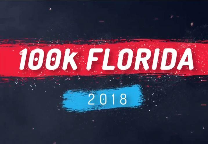 100 K Florida 2018