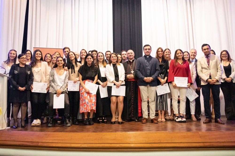 Los graduados de la primera generación de la ALC Uruguay/ Fuente: Federico Gutiérrez