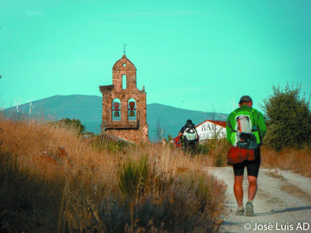 Camino de Santiago/ Fuente: José Luis Ad - Flickr