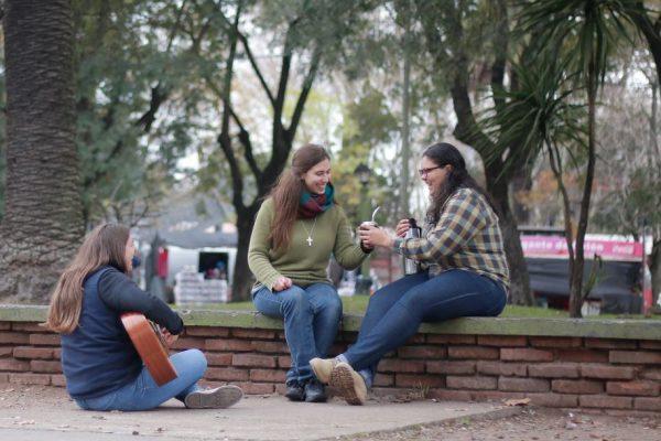 Hijas de María Auxiliadora, salesianas. / Agustín González