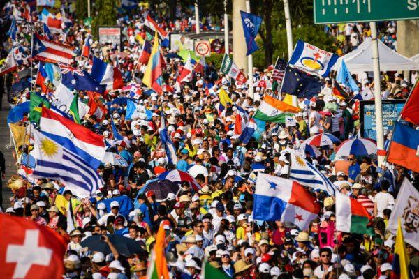 La JMJ fue una fiesta /Flickr Panamá 2019