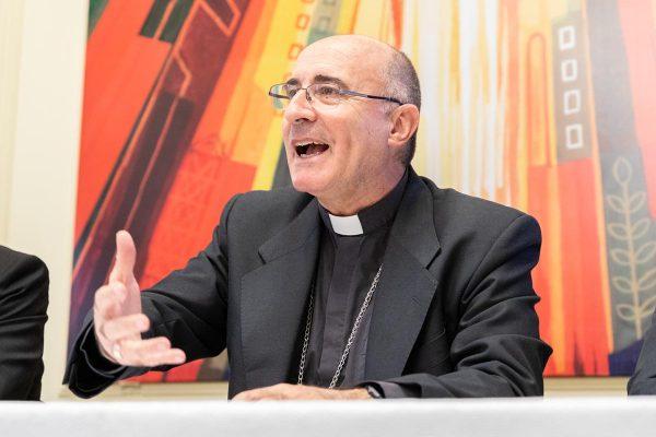 Card. Daniel Sturla, Arzobispo de Montevideo /F. Gutiérrez