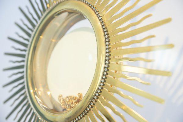 Custodia de la capilla de adoración perpetua/ Fuente: Federico Gutiérrez