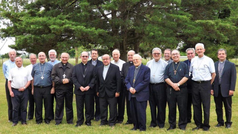 Obispos de la CEU/ Fuente:   Decos CEU