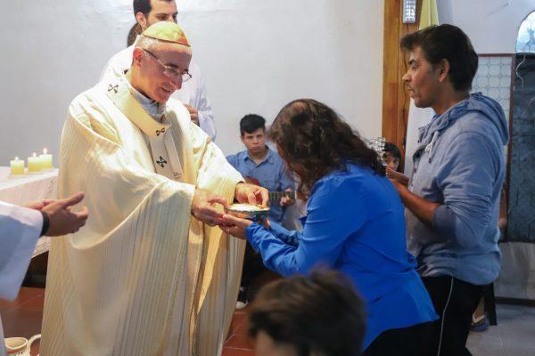 El Jueves Santo se celebra, entre otras cosas, la institución de la Eucaristía /F. Gutiérrez