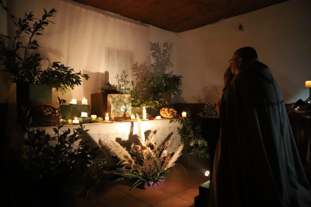 Hora Santa, en compañía de la oración de Jesús en el huerto /F. Gutiérrez