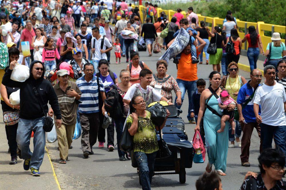 Son más de 3 millones y medio los venezolanos que han migrado en los últimos años. / Fuente: Sección Migrantes y Refugiados de la Santa Sede
