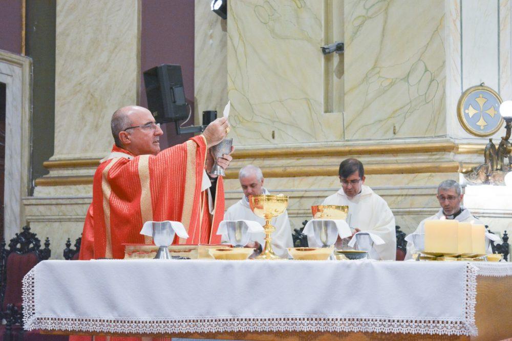 Misa de la Fiesta de San Felipe y Santiago/ Fuente: Fabián Caffa