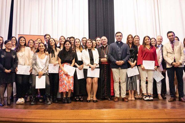 Los graduados de la primera generación de la ALC Uruguay/ F. Gutiérrez